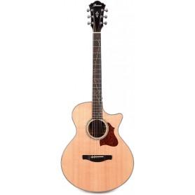 IBANEZ AE255BT NT chitarra acustica Baritono amplificata
