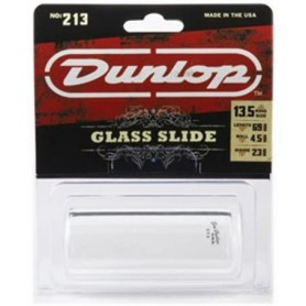 DUNLOP 213 GLASS SLIDE VETRO 13,5