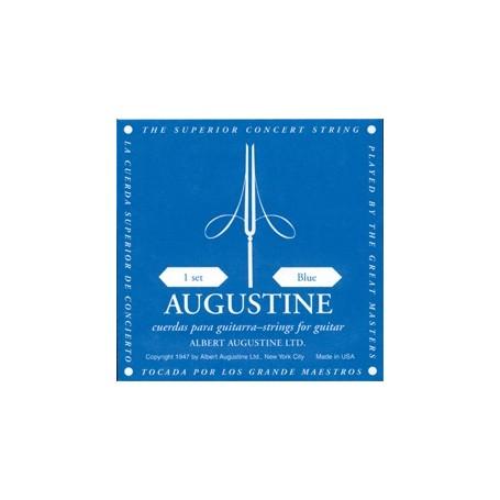 AUGUSTINE BLUE SETS -  CORDE CLASSIC BLUE HIGH TENSION - vaiconlasigla; strumenti musicali; vaiconlasigla shop; vaiconla