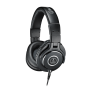 AUDIO-TECHNICA ATH-M40X, cuffia dinamica chiusa - vaiconlasigla; strumenti musicali; vaiconlasigla shop; vaiconlasigla s