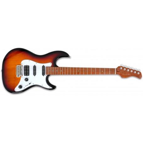 LARRY CARLTON S7 3TS 3 Tone Sunburst chitarra elettrica - vaiconlasigla; strumenti musicali; vaiconlasigla shop; vaiconl