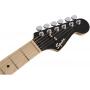 FENDER SQUIER Contemporary Stratocaster® HH,  Black Metallic - vaiconlasigla; strumenti musicali; vaiconlasigla shop; va