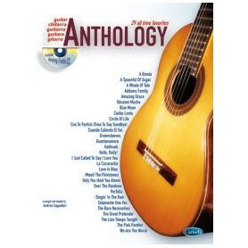 Anthology (Guitar), Volume 1