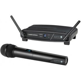 AUDIO TECHNICA System 10 ATW-1102 Handheld per chit.