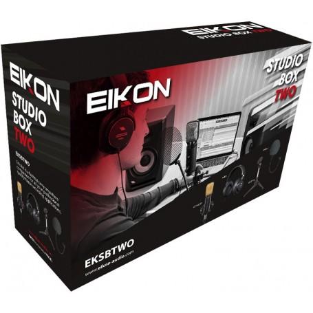 EIKON Studio Box Two - Pacchetto avanzato per l'home recording - vaiconlasigla; strumenti musicali; vaiconlasigla shop;