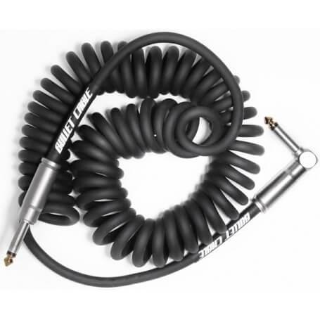 BULLET CABLE BC-15CCB CAVO ANGOLATO/DRITTO 4.5MT - NERO - vaiconlasigla; strumenti musicali; vaiconlasigla shop; vaiconl