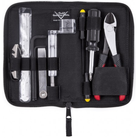 FENDER® CUSTOM SHOP TOOL KIT BY GROOVETECH