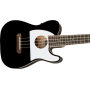 FENDER Fullerton Tele® Uke, Black - vaiconlasigla; strumenti musicali; vaiconlasigla shop; vaiconlasigla strumenti music