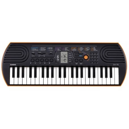 CASIO SA76 - vaiconlasigla; strumenti musicali; vaiconlasigla shop; vaiconlasigla strumenti musicali; music instrument;