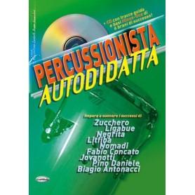 PERCUSSIONISTA AUTODIDATTA
