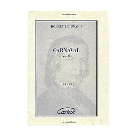 Schumann Carnaval Op 9 Urtx
