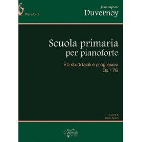 Scuola Primaria, 25 Studi Facili e Progressivi (op.176)