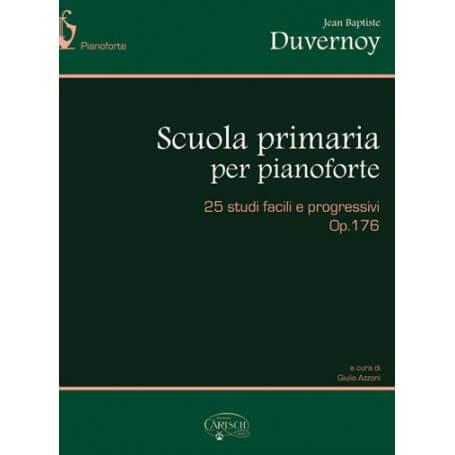 Scuola Primaria, 25 Studi Facili e Progressivi (op.176) - vaiconlasigla; strumenti musicali; vaiconlasigla shop; vaiconl