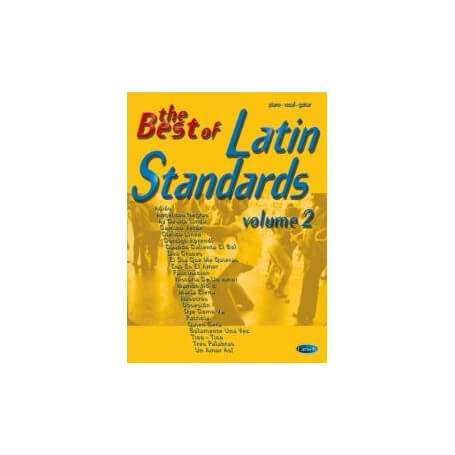 The Best of Latin Standards - Volume 2