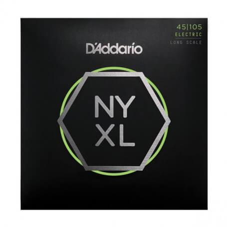 D\'ADDARIO corde per basso NYXL45105