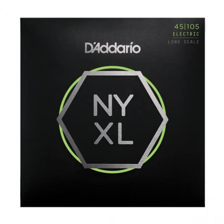 D'ADDARIO corde per basso NYXL45105 - vaiconlasigla; strumenti musicali; vaiconlasigla shop; vaiconlasigla strumenti mus