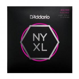 D'ADDARIO corde per basso NYXL45130
