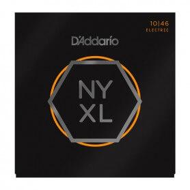 D'ADDARIO corde per chitarra elettrica NYXL1046