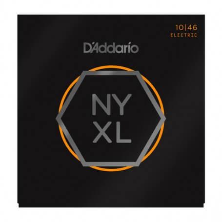 D\'ADDARIO corde per chitarra elettrica NYXL1046