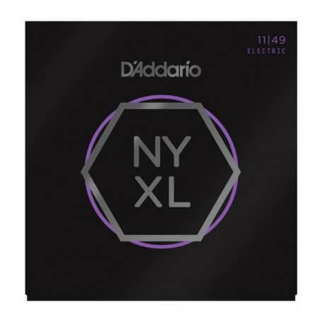 D\'ADDARIO corde per chitarra elettrica NYXL1149