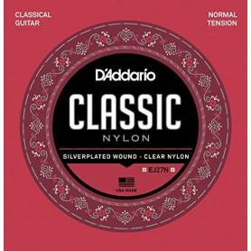 D'ADDARIO EJ27N set corde chit. classica