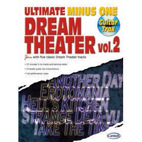 Dream Theater: Ultimate Minus One, Volume 2