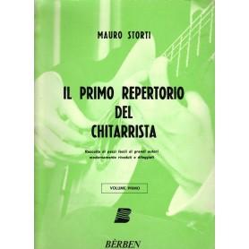 IL PRIMO REPERTORIO DEL CHITARRISTA -VOL. 1
