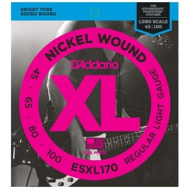 D'ADDARIO EXL170 Light 045/100