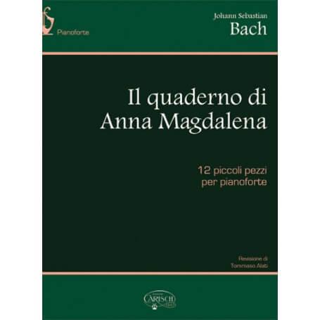 Il Quaderno di Anna Magdalena - vaiconlasigla; strumenti musicali; vaiconlasigla shop; vaiconlasigla strumenti musicali;