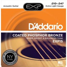 D'ADDARIO EXP15 Scalatura 010-47