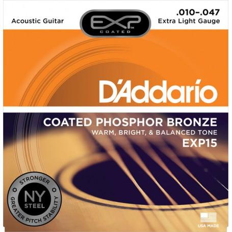 D'ADDARIO EXP15 Scalatura 010-47 - vaiconlasigla; strumenti musicali; vaiconlasigla shop; vaiconlasigla strumenti musica