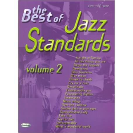 Jazz Standards Vol 2 the Best of (Pvg) Paperback
