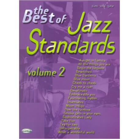 Jazz Standards Vol 2 the Best of (Pvg) Paperback