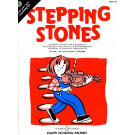 Katherine & Hugh Colledge - Stepping Stones, con CD