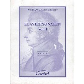 Klaviersonaten, Volume I