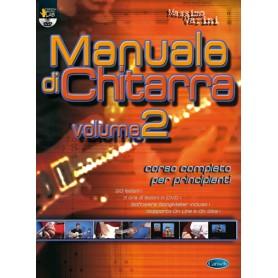 Manuale di Chitarra, Volume 2. Con DVD - Varini, Massimo