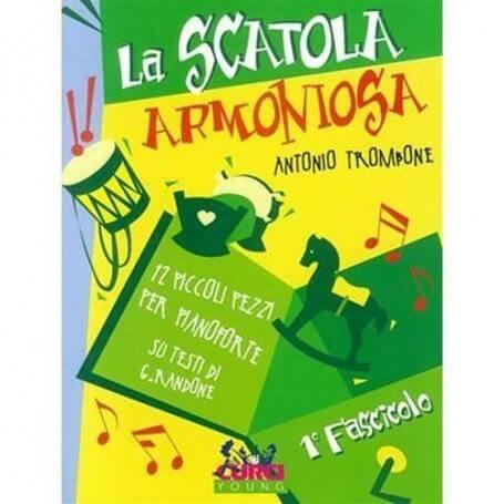 A. TROMBONE, LA SCATOLA ARMONIOSA VOL I - vaiconlasigla; strumenti musicali; vaiconlasigla shop; vaiconlasigla strumenti