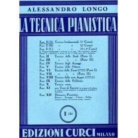 Alessandro Longo - Tecnica Pianistica Vol.1