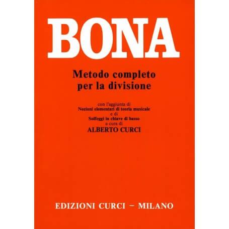 BONA METODO COMPLETO PER LA DIVISIONE - vaiconlasigla; strumenti musicali; vaiconlasigla shop; vaiconlasigla strumenti m