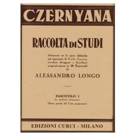 Czernyana Fascicolo I EC2591 A.Longo
