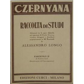 CZERNYANA RACCOLTA DI STUDI FASC 2 di A.Longo
