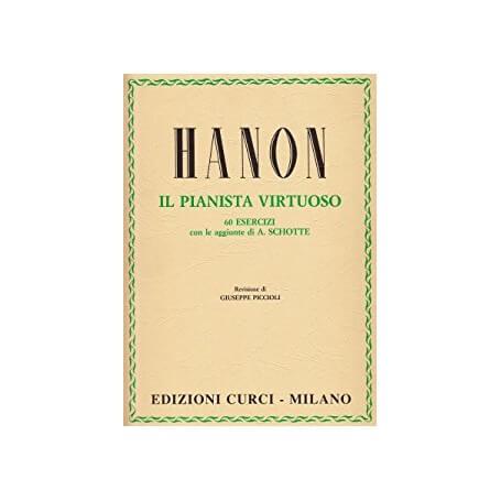 Hanon - Il Pianista Virtuoso - vaiconlasigla; strumenti musicali; vaiconlasigla shop; vaiconlasigla strumenti musicali;