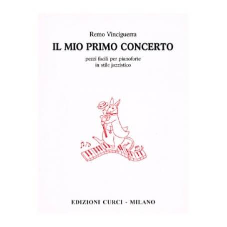 Il mio primo concerto - Pezzi facili in stile jazzistico - vaiconlasigla; strumenti musicali; vaiconlasigla shop; vaicon