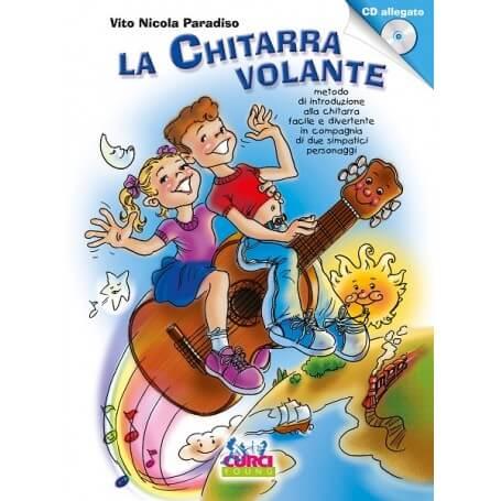 La chitarra volante - Volume 1 CD Audio di Nicola Paradiso - vaiconlasigla; strumenti musicali; vaiconlasigla shop; vaic