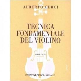 Tecnica Fondamentale Del Violino Vol.1