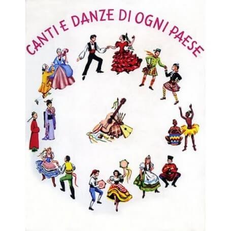 CANTI E DANZE DI OGNI PAESE - vaiconlasigla; strumenti musicali; vaiconlasigla shop; vaiconlasigla strumenti musicali; m
