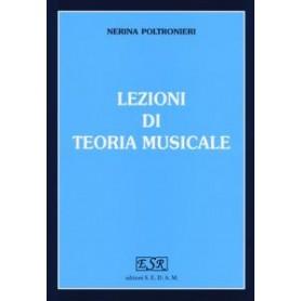 POLTRONIERI Lezioni di teoria musicale