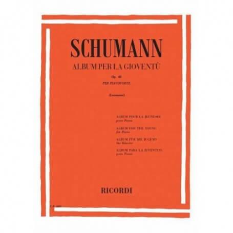 Album Per La Gioventu Op. 68 Per Pianoforte - vaiconlasigla; strumenti musicali; vaiconlasigla shop; vaiconlasigla strum
