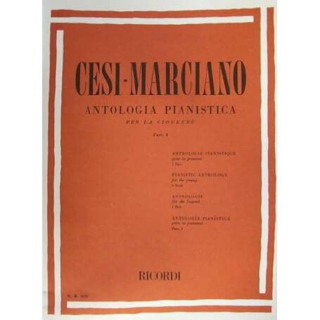 ANTOLOGIA PIANISTICA FASCICOLO 1 - vaiconlasigla; strumenti musicali; vaiconlasigla shop; vaiconlasigla strumenti musica