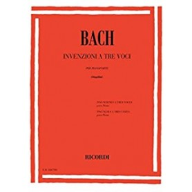 Bach Sinfonie (invezioni a tre voci)